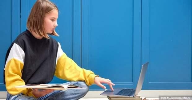 Сергунина отметила высокий уровень подготовки учеников детских технопарков Москвы