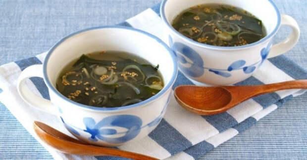 Повысь защитные силы организма: полезный суп из пшена и чеснока!