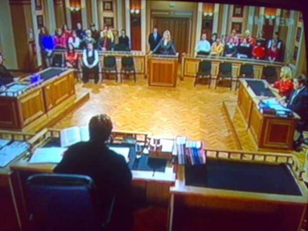Зал судебного заседания - Фотографии учасников судебного процесса - Фотоальбом - Cудові справи