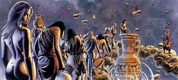 Самые жестокие наказания в царстве Аида, превратившиеся в крылатые выражения