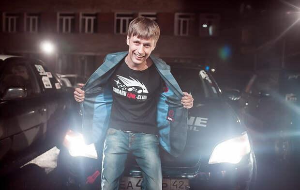 АВТОБАЙКИ. Рассказы влюблённых автомобилистов