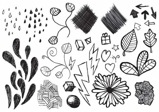 Рисунки на полях - Самое интересное в блогах