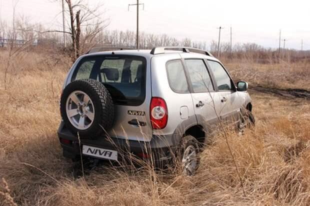 Chevrolet Niva LE+