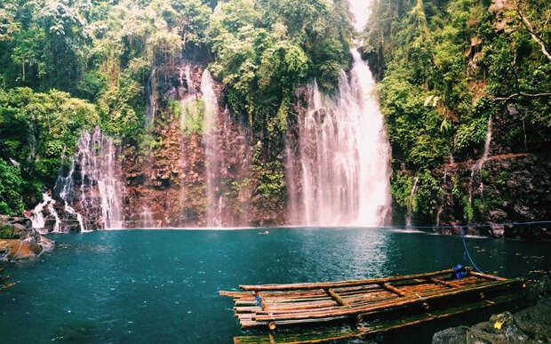 Водопад Тинаго