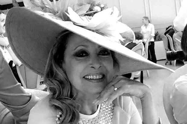 Умерла вокалистка дуэта Baccara Мария Мендиола