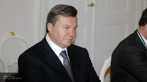 Песков заявил, что у России нет претензий к Януковичу
