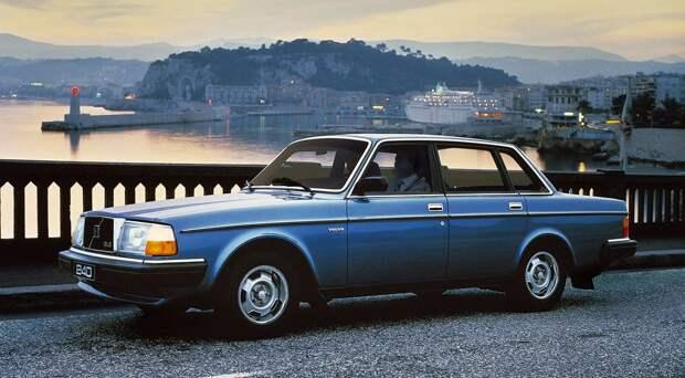 Сравниваем «наш» и иностранный автопром 80-х  газ, советский автопром