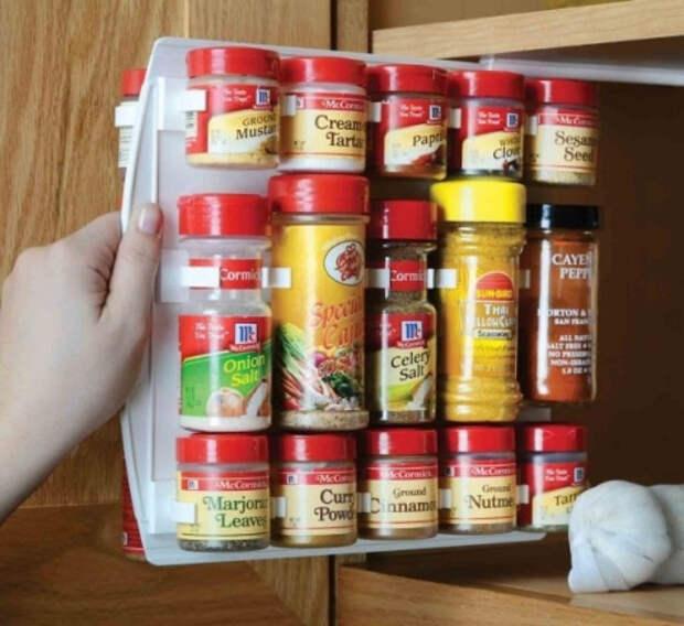 Slide-in-Spice-Rack