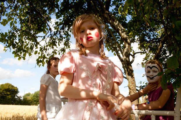Портреты детей и подростков от Delphine Chanet