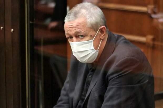 Приговор в семь с половиной лет Михаилу Ефремову вывел из себя его родных, присутствовавших на процессе. Фото: Пресс-служба Мосгорсуда/ТАСС