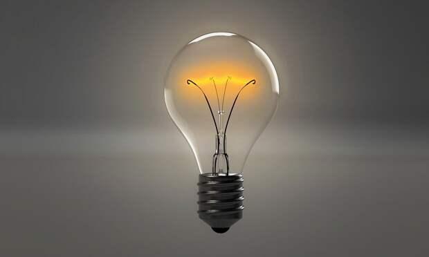 Лампочка, Шарик, Свет, Идея, Энергия, Власть, Инновации
