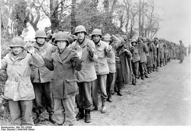 Как сдавались в плен американцы,японцы и европейцы война, история