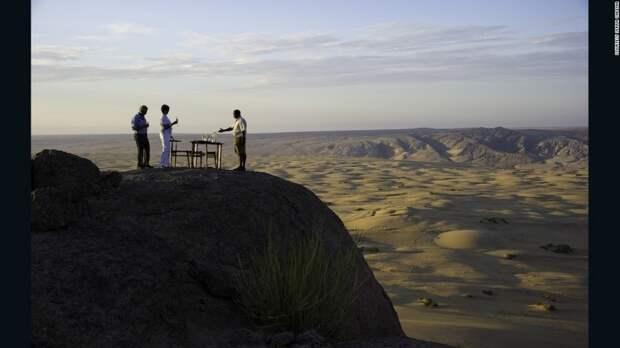 Отдых в Африке