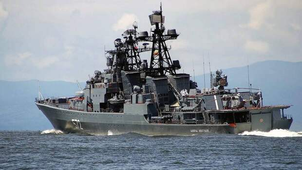 В NetEasе назвали «спасительным» позорное бегство эсминца Chafee от ВМФ РФ