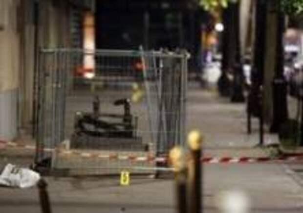 Семь человек ранены в результате нападения в Париже