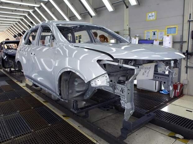 Nissan уволит часть сотрудников завода в Петербурге