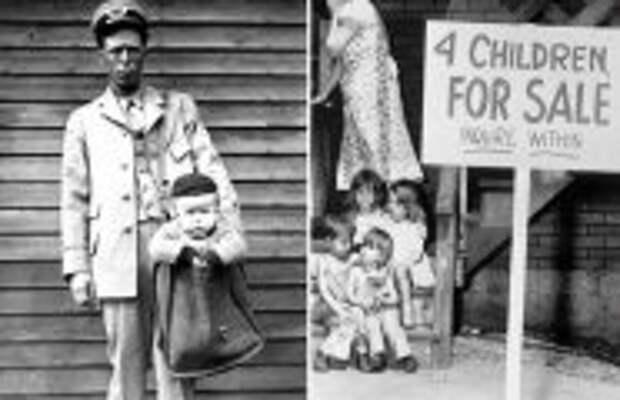 История и археология: Дети по почте, на продажу и в «аквариуме»: Странные истории о воспитании из прошлого