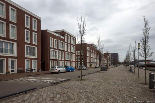 Прогулка по Роттердаму