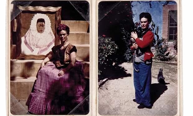 Жизнь Фриды Кало