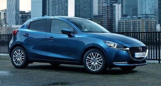 Mazda 2 2020 – мощный субкомпактный хэтчбек