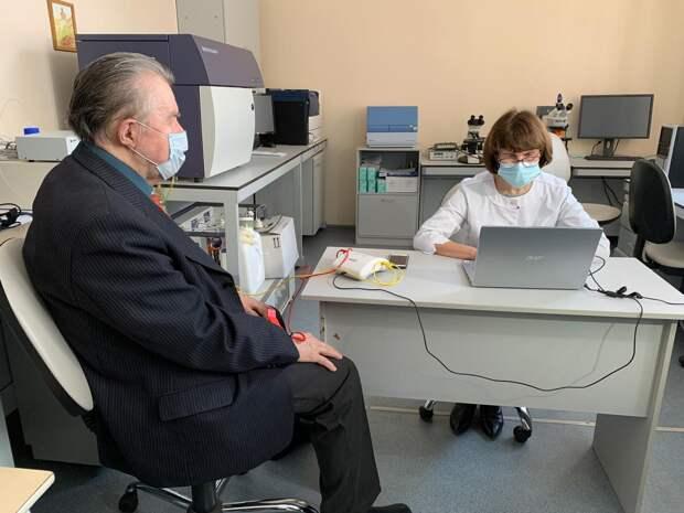 Нижегородские ученые иинженеры создали программно-аппаратный комплекс для мониторинга состояния организма