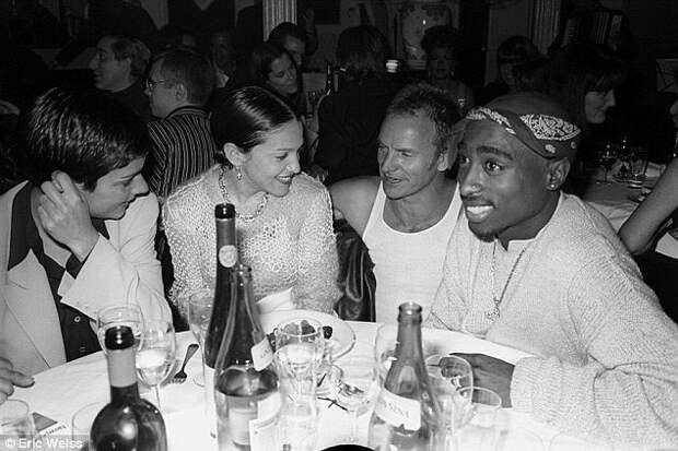 9 неожиданных фото знаменитостей вместе