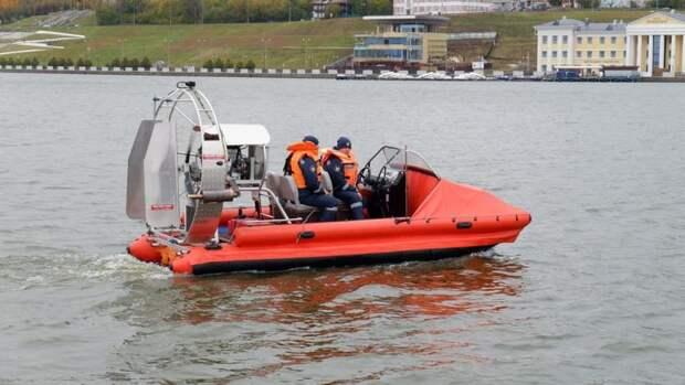 Власти Ижевска приобрели аэролодку за 1,1 млн рублей для спасения утопающих