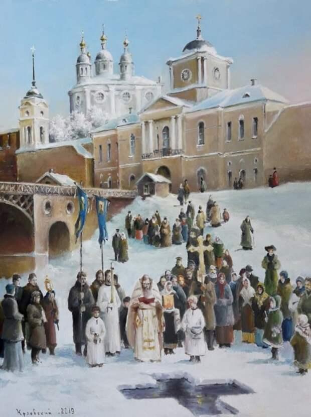 художник Владимир Краевский картины – 31