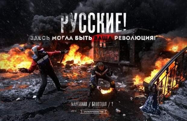 Оппозиционерам удалось вывести новый вид русских националистов