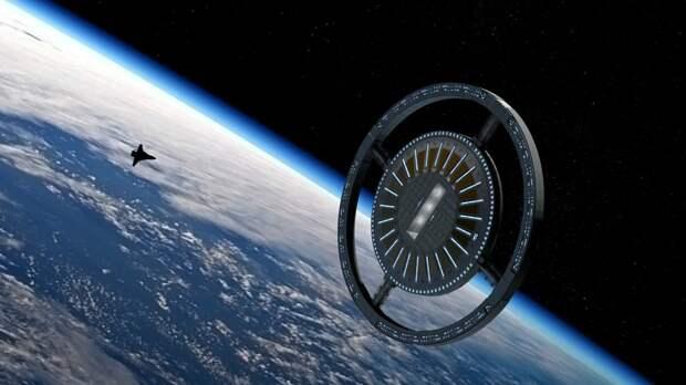 Первый в мире космический отель с искусственной гравитацией откроется в 2027 году