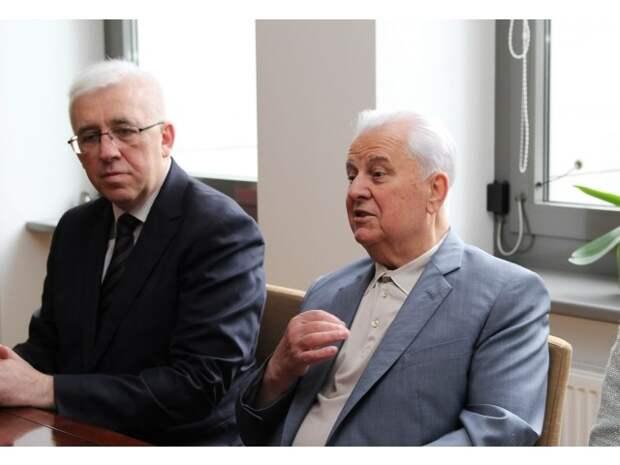 Хитрый лис Леонид Кравчук: отец независимой Украины. Очерк 2