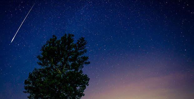 В ночь на 13 августа можно увидеть один из самых мощных звездопадов