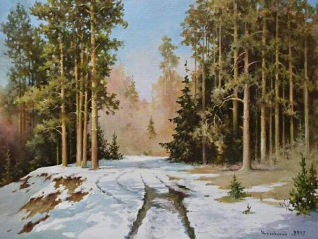 художник Владимир Краевский картины – 40