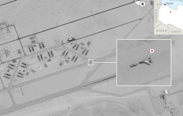 США сообщили о переброске в Ливию российских МиГ-29, Су-35 и Су-24