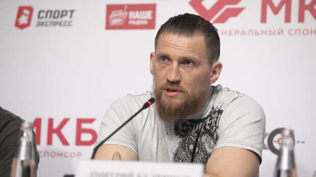 Боксёр Кудряшов ответил, как на него повлиял переход в новую весовую категорию