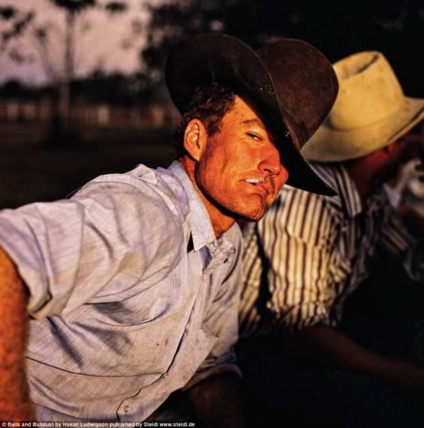 Яркие фотографии о буднях австралийских ковбоев