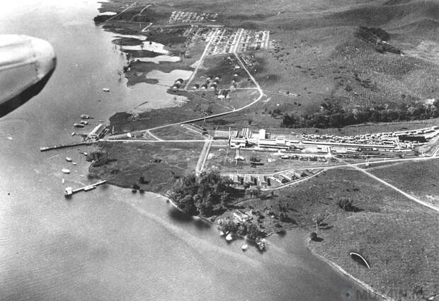 Фордляндия — брошенный промышленный город-утопия Генри Форда в сердце Амазонки ford, Фордляндия, генри