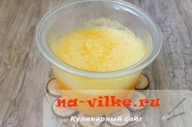 Тыквенно-мандариновый сок без соковыжималки