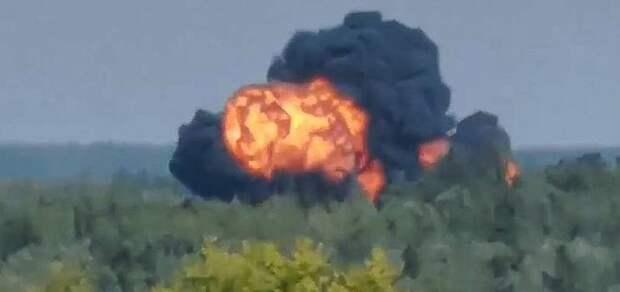 Ил-112В: установлены причины катастрофы