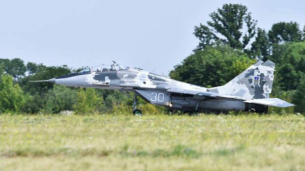 В Государственном НИИ авиации Украины предложили локализовать производство самолетов Су-27 и МиГ-29