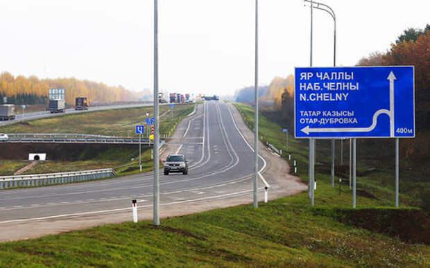 Вместо трассы Москва — Казань министр предложил построить дорогу до Владимира