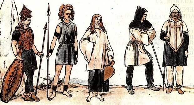 Варвары: трагическая история бесстрашных чужеземцев