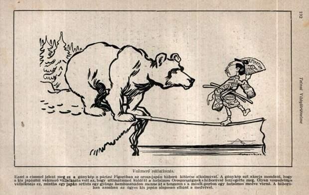 1904 Австро-Венгрия медведь, россия