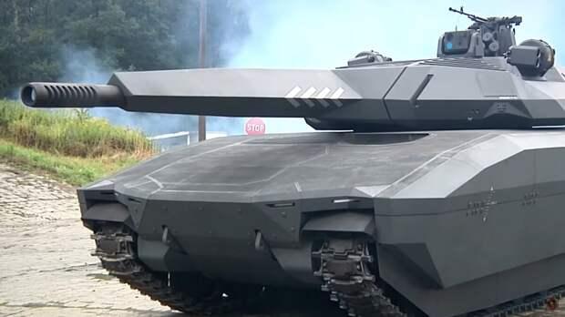 OBRUM PL-01 - поляки пытаются создать совершенно новую конструкцию БМП