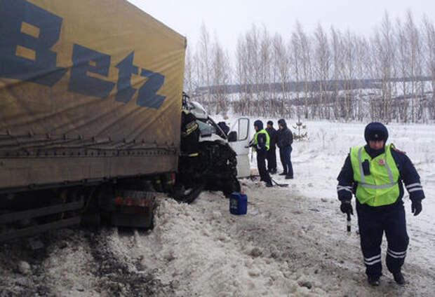Самая опасная дорога России дожила до барьерного ограждения