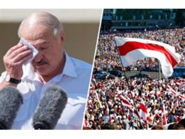 Белоруссия радикально изменилась всего за одну неделю