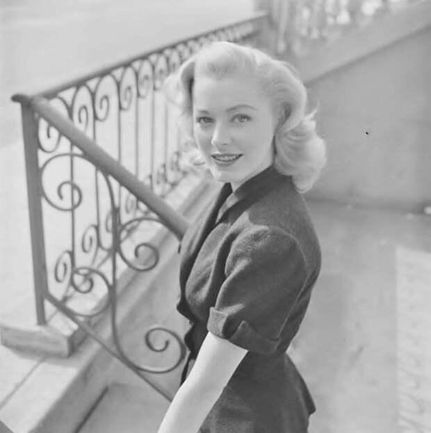 Элинор Паркер. 1951 год.
