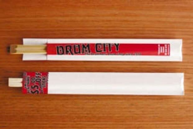 Барабанные палочки для суси