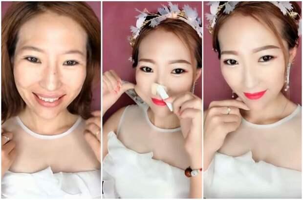 Почему азиатки делают самый невероятный макияж