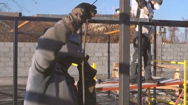 ВоВладикавказе заканчивается строительство приюта для животных